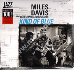 MILES DAVIS - Kind Of Blue - EU Jazz Wax 180g Press - POSŁUCHAJ