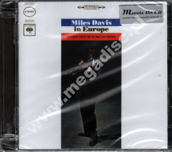 MILES DAVIS - Miles Davis In Europe - EU Music On CD Edition - POSŁUCHAJ