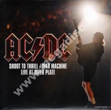 AC/DC - Shoot To Thrill / War Machine (Live At River Plate) - Singiel 7 - EU Record Store Day 2011 Press - POSŁUCHAJ