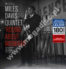 MILES DAVIS - 'Round About Midnight - EU Jazz Images 180g Limited Press - POSŁUCHAJ