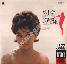 MILES DAVIS - Someday My Prince Will Come - EU WaxTime 180g Limited Press - POSŁUCHAJ
