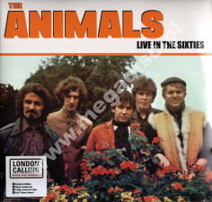 ANIMALS - Live In The Sixties (2LP) - UK 1st Limited Press