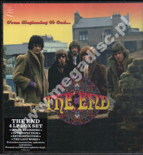 END - From Beginning To End... (4LP) - UK Demon Remastered 180g Press - POSŁUCHAJ