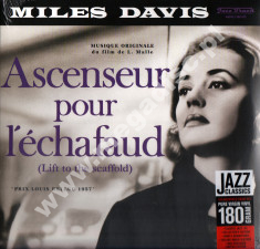 MILES DAVIS - Ascenseur pour l'Echafaud - EU Jazz Wax 180g Limited Press - POSŁUCHAJ
