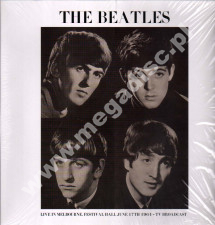 BEATLES - Live In Melbourne, Festival Hall June 17th 1964 - TV Broadcast - EU Limited Press