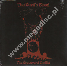 DEVIL'S BLOOD - Graveyard Shuffle - Singiel 7 - GER Ván Records Limited Press - POSŁUCHAJ