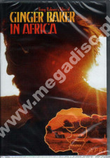 GINGER BAKER - In Africa (DVD)