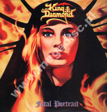 KING DIAMOND - Fatal Portrait - EU Press - POSŁUCHAJ