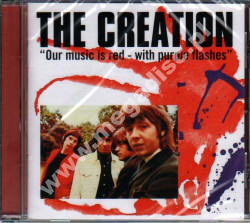 CREATION - Our Music Is Red With Purple Flashes - Complete (1966-68) +2 - UK Edition - POSŁUCHAJ