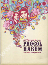PROCOL HARUM - All This And More... (3CD+DVD) - UK Edition