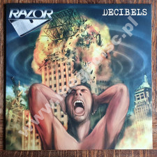 RAZOR - Decibels - GER High Roller 1st Limited Press - POSŁUCHAJ