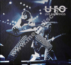 UFO - Live Sightings (4CD) - US Limited Press