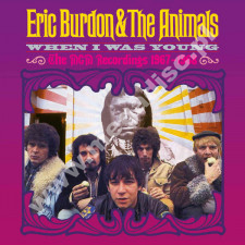 ERIC BURDON & THE ANIMALS - When I Was Young - MGM Recordings 1967-1968 (5CD) - UK Esoteric Remastered Expanded Edition