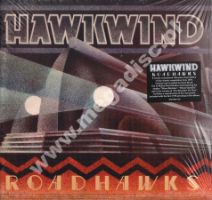 HAWKWIND - Roadhawks - UK Esoteric/Atomhenge Remastered 180g Press - POSŁUCHAJ