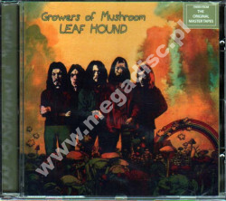 LEAF HOUND - Growers Of Mushroom - EU Edition - POSŁUCHAJ - VERY RARE