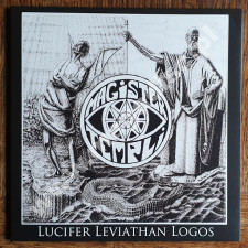 MAGISTER TEMPLI - Lucifer Leviathan Logos - ITA 1st Press - POSŁUCHAJ