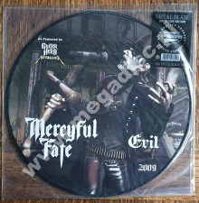 MERCYFUL FATE - Evil / Curse Of The Pharaohs - Singiel 12 - US 1st Limited Press Picture Disc - POSŁUCHAJ