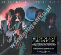 BE BOP DELUXE - Modern Music (2CD) - UK Esoteric Remastered Expanded Edition - POSŁUCHAJ
