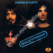 HARD STUFF - Bulletproof - EU Ethelion Limited Press - POSŁUCHAJ - VERY RARE