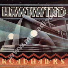 HAWKWIND - Roadhawks - UK Atomhenge Remastered Edition - POSŁUCHAJ