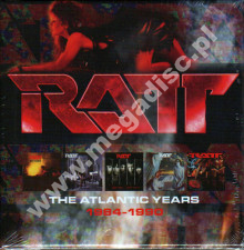 RATT - Atlantic Years 1984-1990 (5CD) - UK Hear No Evil Expanded Edition