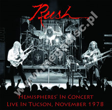 RUSH - Hemispheres In Concert - Live In Tucson, November 1978 (2LP) - FRA Verne Limited Press - POSŁUCHAJ - VERY RARE