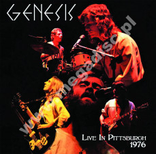 GENESIS - Live In Pittsburgh 1976 (2LP) - FRA Verne Limited Press - POSŁUCHAJ - VERY RARE