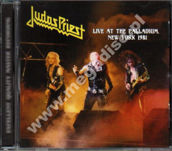 JUDAS PRIEST - Live At The Palladium, New York 1981 - SPA Top Gear Remastered - POSŁUCHAJ - VERY RARE