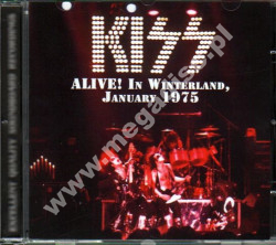 KISS - Alive! In Winterland, January 1975 - SPA Top Gear Limited - POSŁUCHAJ - VERY RARE