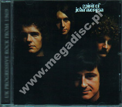SPIRIT OF JOHN MORGAN - Spirit Of John Morgan +1 - EU Eclipse Remastered - POSŁUCHAJ - VERY RARE