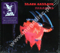 BLACK SABBATH - Paranoid (2CD+DVD) - UK Deluxe Remastered Expanded Edition - POSŁUCHAJ