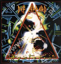 DEF LEPPARD - Hysteria (2LP) - EU Remastered 180g Press - POSŁUCHAJ