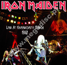 IRON MAIDEN - Live At Hammersmith Odeon 1982 (2LP) - EU Verne Limited Press - POSŁUCHAJ - VERY RARE