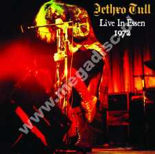 JETHRO TULL - Live In Essen, January 1972 (2LP) - EU Verne Limited Press - POSŁUCHAJ - VERY RARE