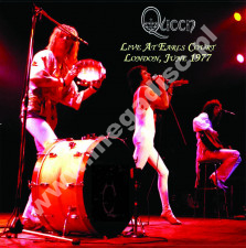 QUEEN - Live At Earls Court, London, June 1977 (2LP) - EU Verne Limited Press - POSŁUCHAJ - VERY RARE