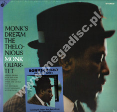 THELONIOUS MONK QUARTET - Monk's Dream (LP+CD) - EU Groove Replica Press - POSŁUCHAJ