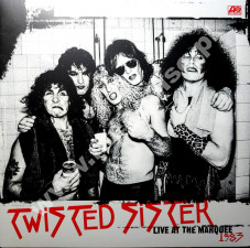 TWISTED SISTER - Live At The Marquee 1983 (2LP) - EU Remastered Press - POSŁUCHAJ