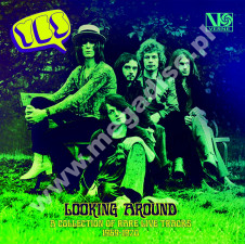 YES - Looking Around - A Collection Of Rare Live Tracks 1969-1970 - EU Verne Limited Press - POSŁUCHAJ - VERY RARE