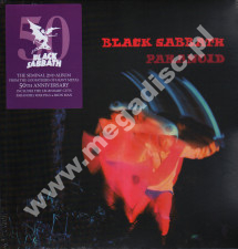 BLACK SABBATH - Paranoid - UK Press - POSŁUCHAJ