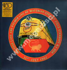 EMERSON, LAKE & PALMER - Live At Waterloo Concert Field Stanhope NJ USA 31st July 1992 - UK RSD Record Store Day 2020 Limited Press