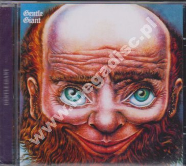 GENTLE GIANT - Gentle Giant - UK Remastered - POSŁUCHAJ