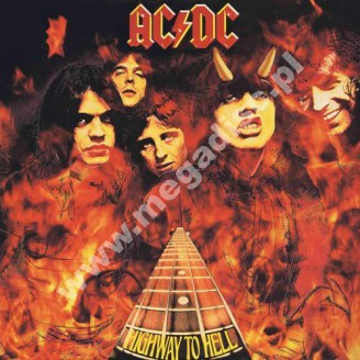 AC/DC - Highway To Hell - Australian Cover - EU Reissue