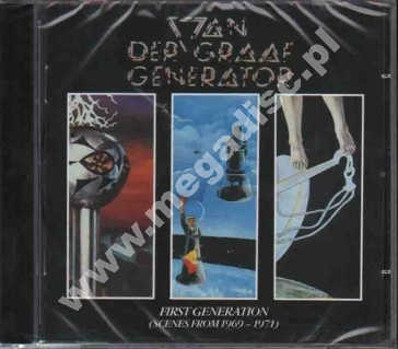 VAN DER GRAAF GENERATOR - First Generation - The Best Of (1970-1972)