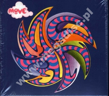 MOVE - Move +52 (1st Album + Rare Tracks) (3CD) - UK Esoteric Remastered & Expanded - POSŁUCHAJ