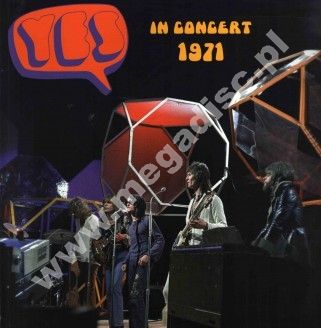 YES - In Concert 1971 - EU Open Mind Limited Press - POSŁUCHAJ - VERY RARE