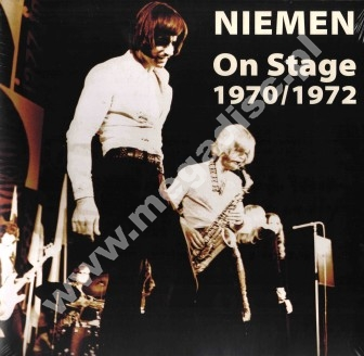 NIEMEN - On Stage 1970-1972 - GER Green Tree - POSŁUCHAJ