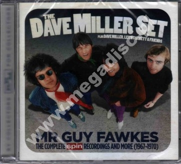 DAVE MILLER SET - Mr Guy Fawkes - Complete Spin Recordings And More (1967-1970) - UK RPM - POSŁUCHAJ