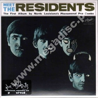 RESIDENTS - Meet The Residents (2CD) - UK Remastered