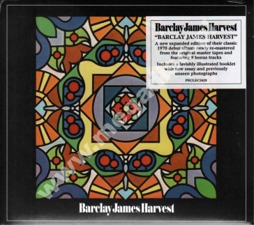 BARCLAY JAMES HARVEST - Barclay James Harvest +9 - UK Esoteric Remastered Expanded