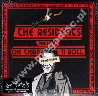 RESIDENTS - Third Reich 'N Roll (2CD) - UK Remastered Expanded